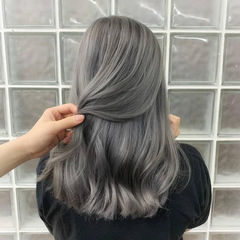 ash tones, hair coloring services, hair coloring salon